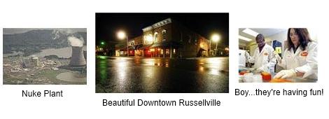 Russellville Arkansas
